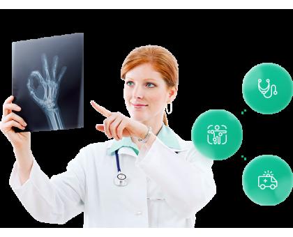 Создание сайта на Битрикс Аспро: Медицинский центр 2.0