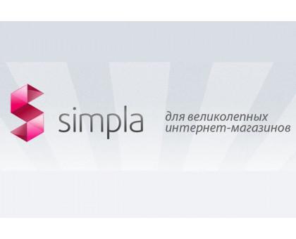 Перенос сайта на Simpla